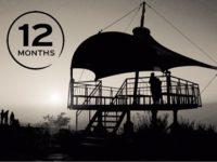 Around the TWELVE months